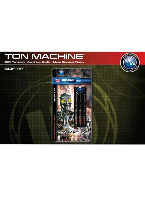 Winmau Ton Machine %80 Tungsten Plastik Uçlu Dart-20 Gram Renkli